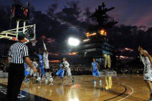 バスケットボール 試合