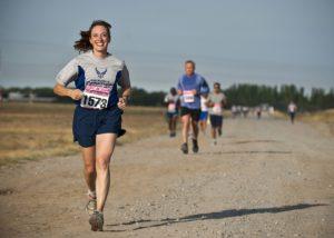 笑顔で走るランニングダイエット