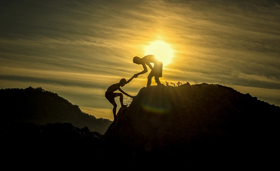 成功を目指す人を助ける