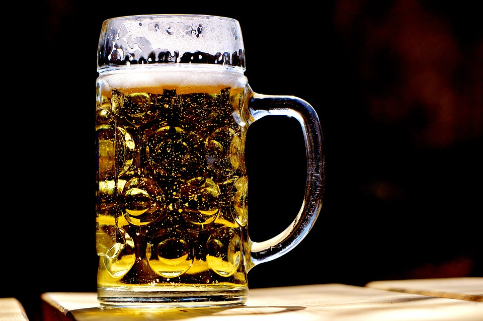 酒 ビール 二日酔い