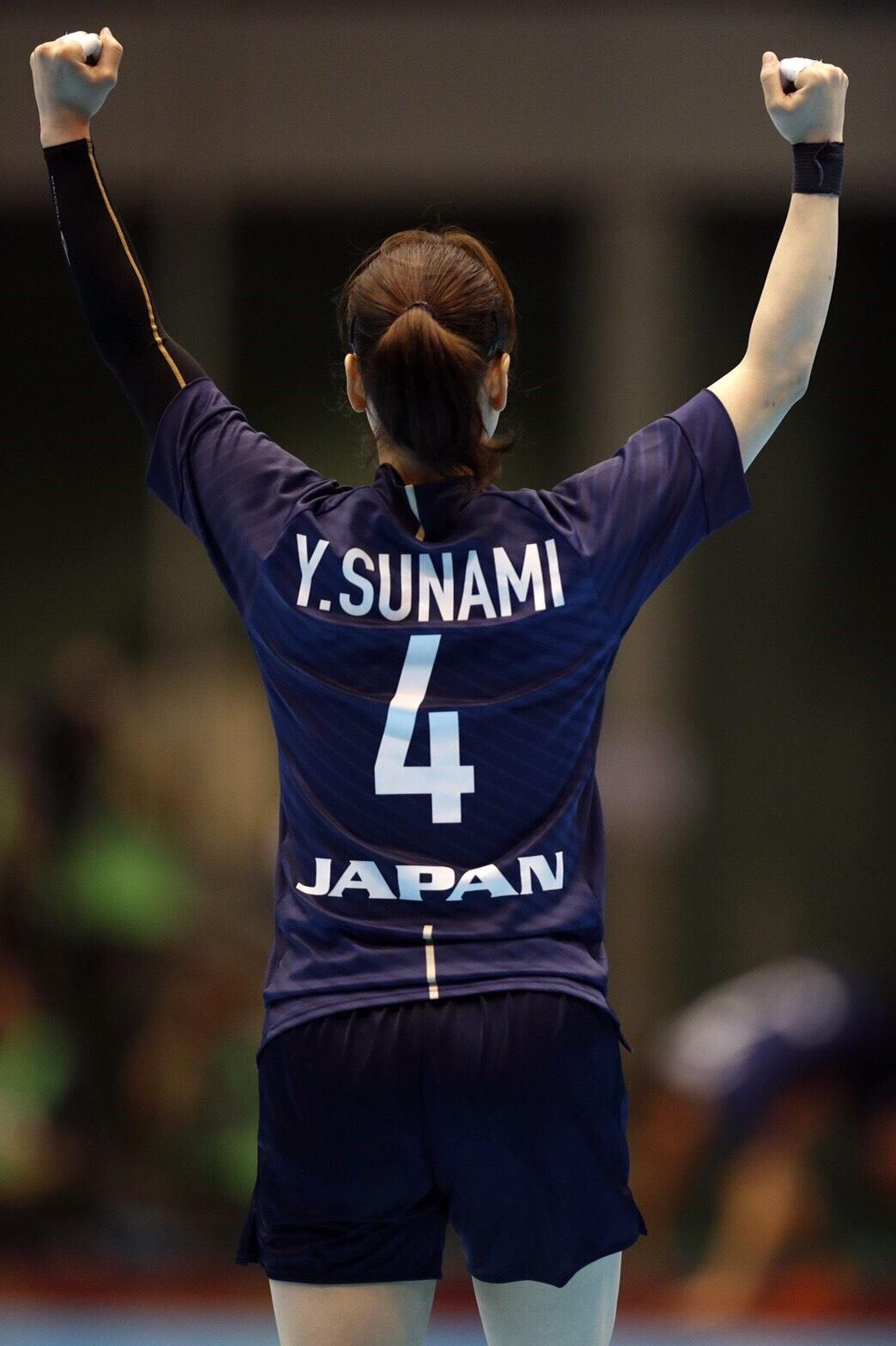 女子ハンドボール日本代表 角南唯選手「デンマークでの練習」編