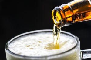 アルコールを摂取すると脂肪燃焼が止まる